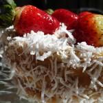Bolo Diet de Doce de Leite - Haguanaboka